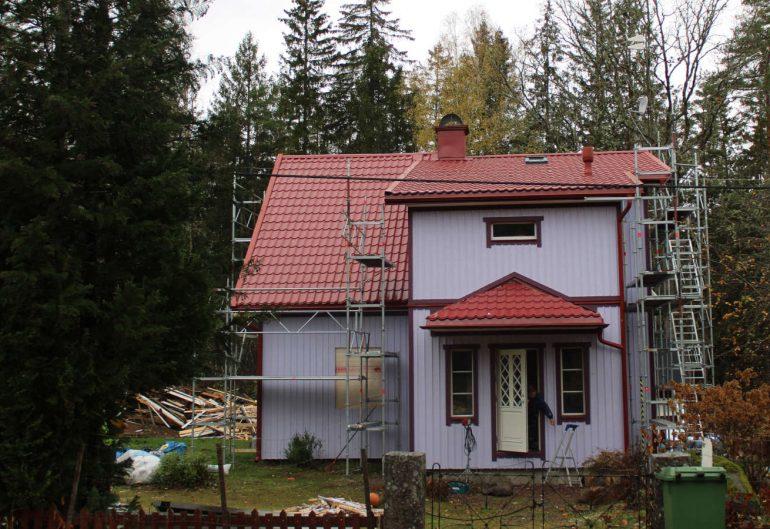 Högkvalitativa renoveringsarbeten i Alsterbo Helläskala